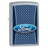 Zippo Ford Grid, Street Chrome 29065