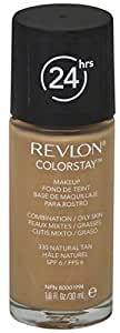 Revlon ColorStay Cream for Combination & Oily Skin Natural Tan 330