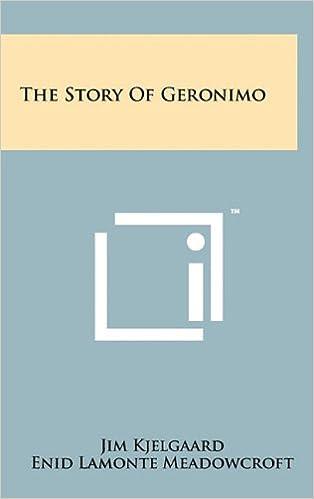 The story of geronimo jim kjelgaard enid lamonte meadowcroft the story of geronimo jim kjelgaard enid lamonte meadowcroft charles banks wilson 9781258052980 amazon books fandeluxe Choice Image