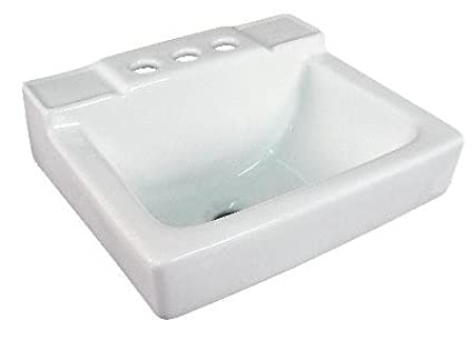 Exceptionnel Small Wall Mount Bathroom Sink 14u0026quot;x12u0026quot; ...