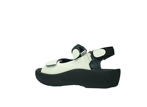 Sandali Comfort Sandalo Gioiello In Lino 30340