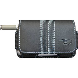 Case Logic Wireless Case - Case Logic Wireless Universal Small Regal Pouch with Blue Stitching