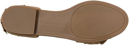 Cuir Brand Chaussure Plate Sandbox Lucky Gelso wYBgnxFgP