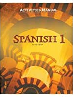 ??READ?? Spanish 1: Activities Manual (Spanish Edition). quest General niquel stepped Annual games Spotify WhatsApp
