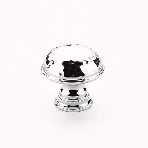 Schaub and Company 570 Atherton 1-1/4 Inch Diameter Mushroom Cabinet Knob, Polished Chrome
