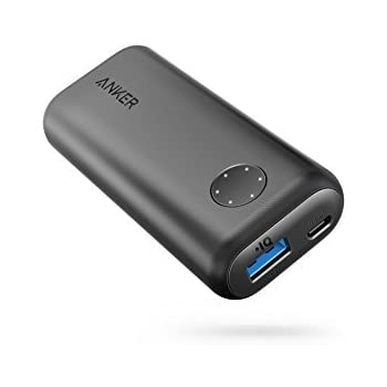 Anker PowerCore II 6700, Compact Portable Charger for iPhone X / 8 / 8 Plus, Samsung, and Other Smartphones (Black)