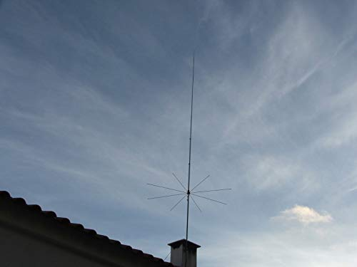 Sirio Antenna 827 (26.4-28.4 MHz) 5/8 Wave 3000W Tunable 10M