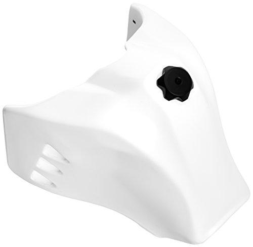 - IMS 113144W1 White Large Fuel Tank - 6.6 Gallon Capacity