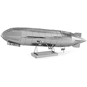 Fascinations Metal Earth 3D Laser Cut Steel Model Kit Graf Zeppelin Airship