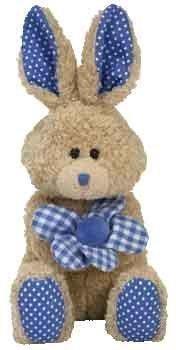 TY Beanie Baby - PETUNIA the Bunny   MWMT