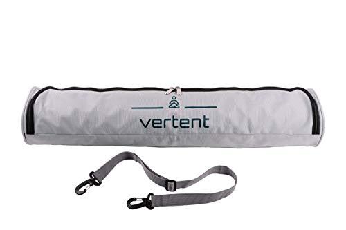 Vertent Yogatasche, wasserdichter, leichter, verstellbarer, abnehmbarer, gepolsterter Tragegurt