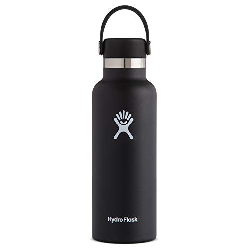 Hydro Flask Standard Mouth Water Bottle, Flex Cap - Multiple Sizes & Colors from Hydro Flask