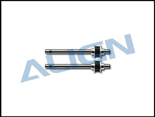 Align H25075 250 Metaltail Rotor Shaft Assembly