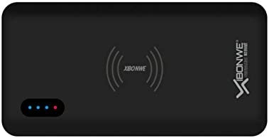 3-in-1 Wireless Charger 10000mAh Wireless Charger Power Bank External Battery: Amazon.es: Amazon.es
