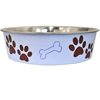 Loving Pets Bella Bowls Murano Blue (Small)