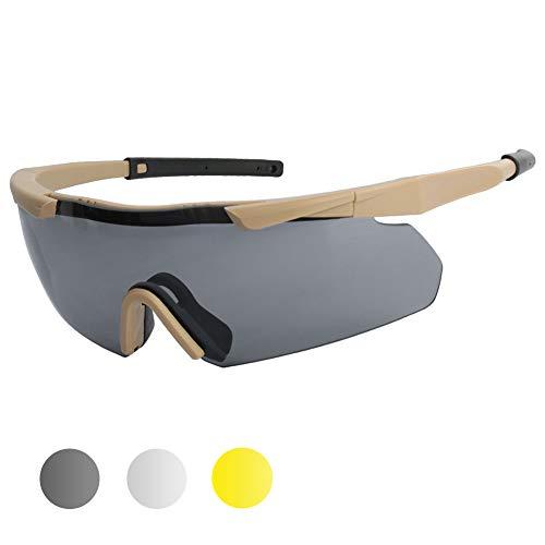 Tactical Eyewear Interchangeable Outdoor Antifog product image