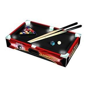 Triumph Sports Lumen X 20 Table Top Billiards Mini Pool Game from Triumph Sports