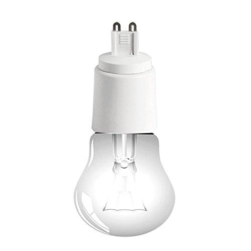 9 To E27 Socket Base Halogen CFL Light Bulb Lamp Adapter Converter Holder -All U Need