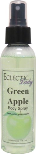 Green Apple Body Spray by Eclectic Lady