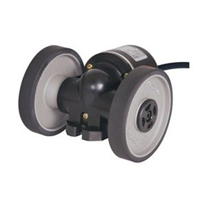 Encoder, Wheel, Totem Pole, 12-24VDC, 1 PPR by Autonics