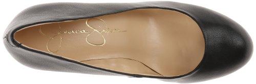 Jessica Simpson Footwear Women Sampson Wedge Pump Zwart