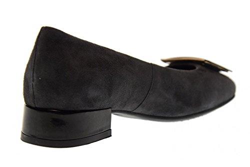 FLEXX Asfalto Gris tacones con Las 04 bailarinas ASFALTO THE zapatos B252 dqw1xRdOF