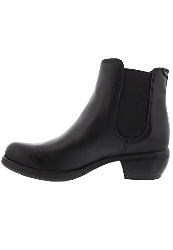 Fly London Damen Make Chelsea Boots, Schwarz (Black), 42 EU