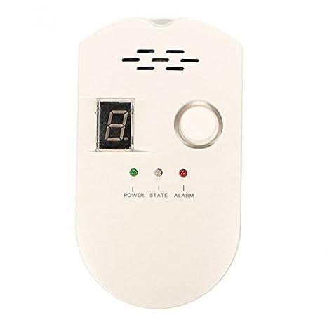 Gas Leak Detector vinmax Natural Gas Propane Gas Detectors ...