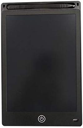 YKAIEET 描画パッド書き込みパッド書き込みタブレットグラフィックタブレットロック付き12インチLCDタブレット子供用手描きプレートグラフィティボード書道光エネルギー小さな黒板太いペン (色 : ブラック)