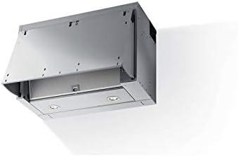 Faber 106/35 Plus - Campana extractora (56 cm), color gris claro: Amazon.es: Grandes electrodomésticos