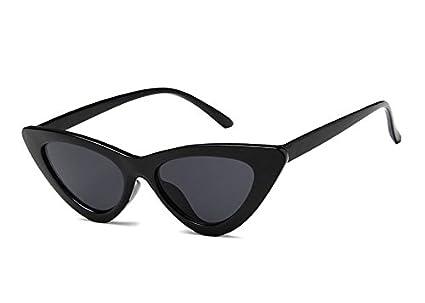 Mindruer - Gafas de Sol Triangulares Vintage para Gatos, para Viajes, al Aire Libre, UV400