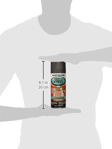 Rust Oleum 249308 Automotive Fabric Amp Vinyl Spray Paint