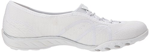 Sweet Sneaker White Women's Jam Easy Breathe Skechers nt6XZza