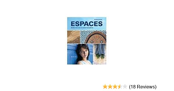 Amazon espaces 2nd ed student edition w supersite plus amazon espaces 2nd ed student edition w supersite plus code supersite vtext websam 9781605762531 vhl books fandeluxe Choice Image