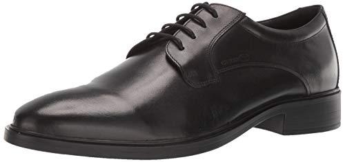 Geox Men's Gladwin 1 Dress Shoe Oxford Black, 42 Medium EU (9 US)
