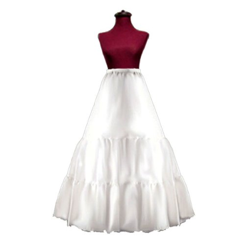SACAS NEW A-line Layered Gown Crinoline Petticoat Slip for wedding, and costume by SACASUSA