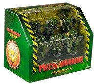 Mechwarrior House Davion Action Pack (Mechwarrior House)