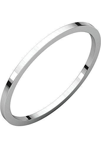 1 mm platinum ring - 5