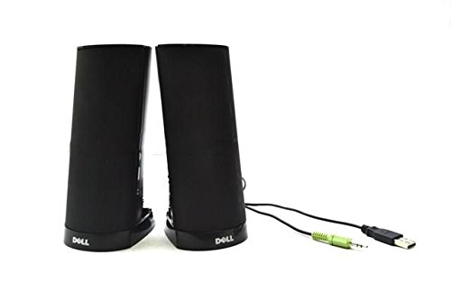 Dell R125K AX210 Desktop Usb Speakers