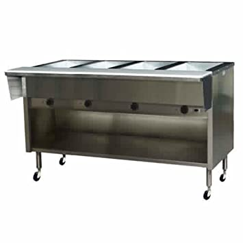 Amazoncom Electric Steam Tables Eagle PHTOB Well - Electric hot food table