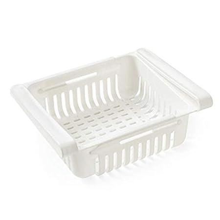Aaffiry Caja de Almacenamiento para frigorífico, Capa de partición ...