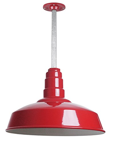 Steel Pendant Light in US - 5