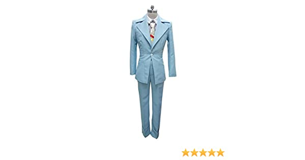 Disfraz de David Bowie Ziggy Stardust Suit (Men: Small): Amazon ...