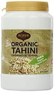 Galil Achva Organic Tahini Kosher For Passover 17.6 Oz. Pack Of 6. by Galil