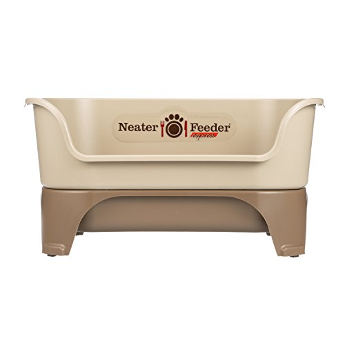 Neater Feeder Express (Medium to Large Dog, Champagne) & Slow Feed Bowl Combination Package by Neater Feeder (Image #2)