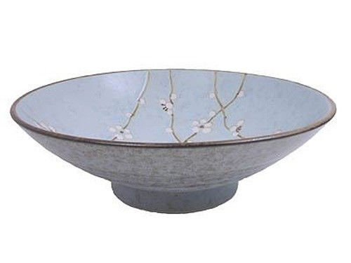 Blossom Rice Bowl - Japanese Dinnerware 9.75