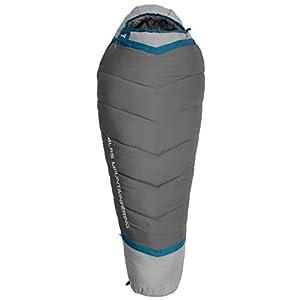 ALPS Mountaineering Blaze +20 Degree Mummy Sleeping Bag, Regular