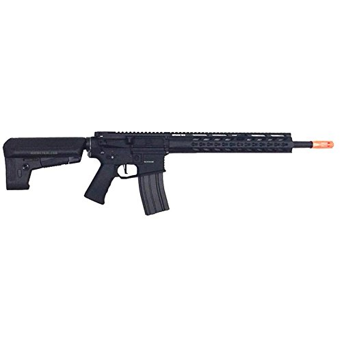 KRYTAC Trident MK2 SPR Airsoft Gun/Rifle (Black)