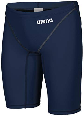 arena Men's Powerskin ST 2.0 Swim Jammers, Navy Blue, (Total Sports Swimwear)