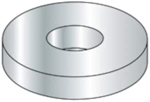 Box Qty 20,000 BC-06WSAED by Shorpioen #6 S A E Flat Washer USA Made Zinc